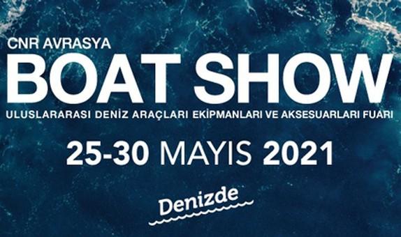 2021'in İlk Denizcilik Fuarı 25 Mayıs'ta
