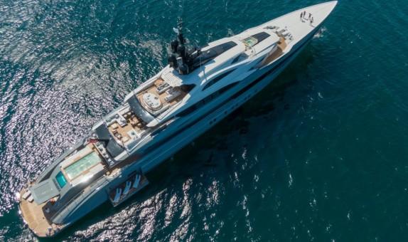 Bilgin Yachts'ın 80 metrelik Tatiana'sı Yüksek Beğeni Alıyor