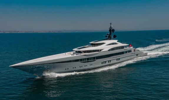Bilgin Yachts'ın Güzel Tatiana'sına Son Dokunuşlar Yapılıyor