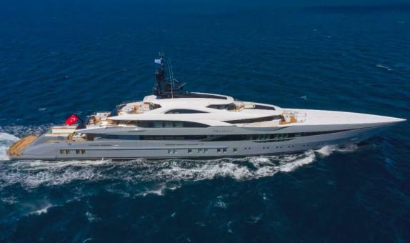 Bilgin Yachts'ın Tatiana'sı Fransız Rivyerası Yolunda