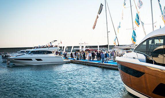 CNR Avrasya Boat Show Bu Kez Denizde