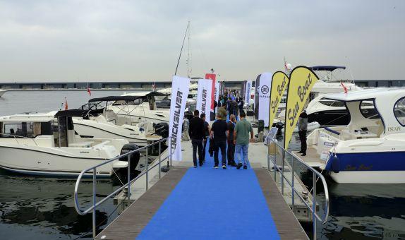 CNR Yacht Festivali Başladı