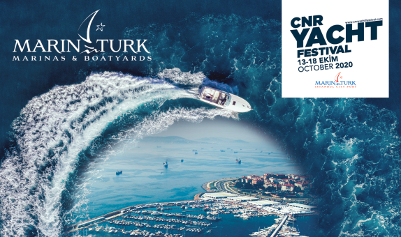 CNR Yacth Festival Heyecanı Marintürk'te