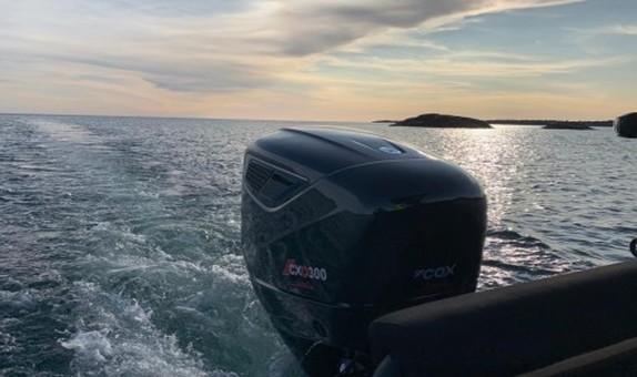 Cox'un CXO300 Dizel Dıştan Takmalı Motorunun Demosu Cenova Boat Show'da Yapılacak