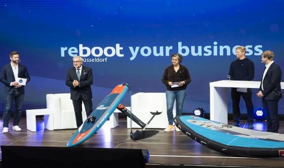 EBI ve boot Düsseldorf Uluslararası Basın Toplantısı IBM