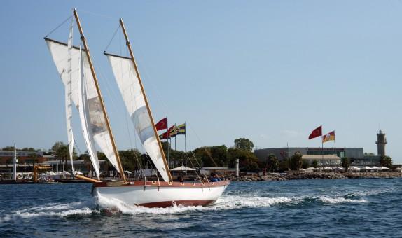 KÜDENFOR, İstanbul 3. Klasik Tekneler Buluşmasına Ev Sahipliği Yaptı