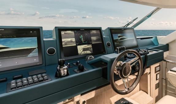 Monte Carlo Yachts, Raymarine DockSense Alert'i Kullanan İlk Yat Üreticisi Oldu