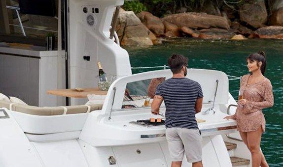 Pininfarina İmzalı Yatlar CNR Avrasya Boat Show'da Sergileniyor