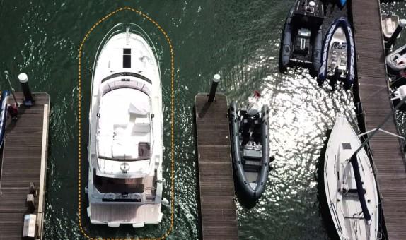 Raymarine ve Emerson, DockSense'in Ortak Kontrolünü Sağlayacak