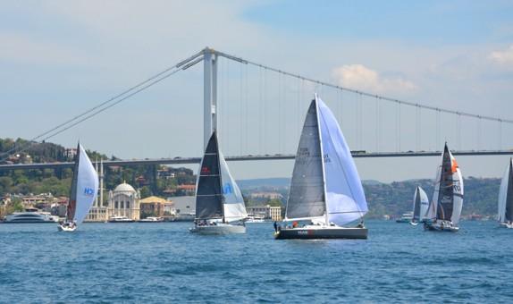 BAU Bosphorus Sailing Cup için Geri Sayım Başladı