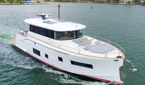 Sirena Marine Palm Beach Boat Show'a Katıldı