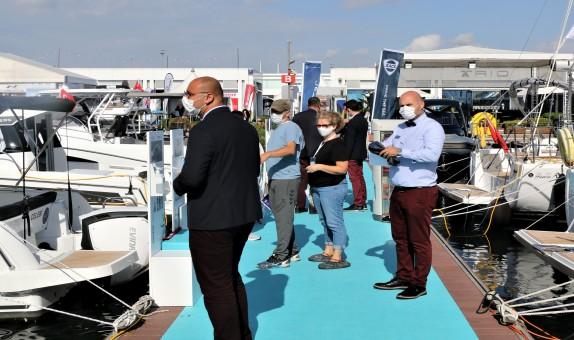 CNR Yacht Festivali, CNR Avrasya Boat Show Pendik Marina'da Açıldı