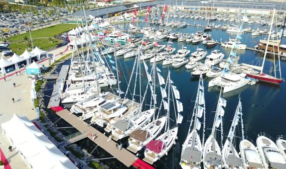 Uluslararası Boat Show Tuzla Deniz Fuarı Nisan Ayında Gerçekleşecek