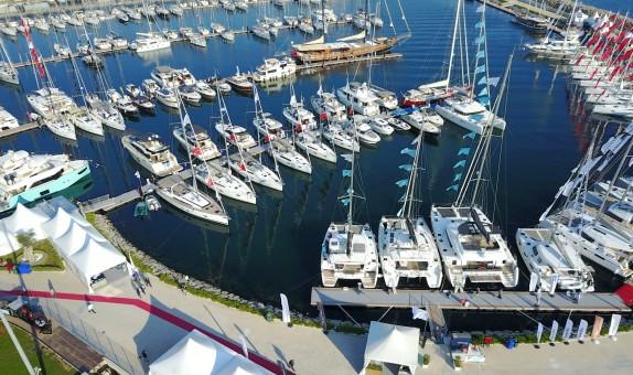 Uluslararası Boat Show Tuzla Deniz Fuarı Yarın Açılıyor