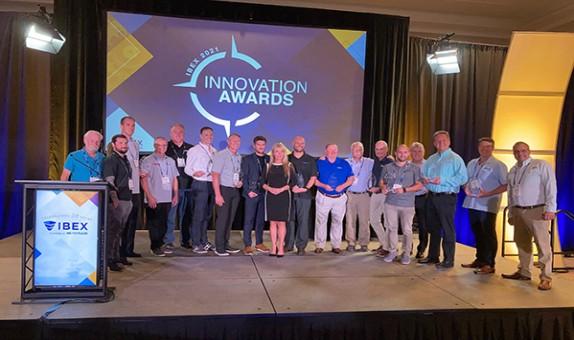 Volvo Penta'nın Destekli Yerleştirme Sistemi, IBEX İnovasyon Ödülü'nü Aldı