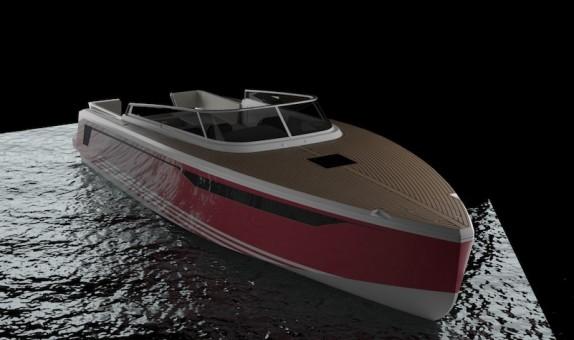 X-Yachts, İlk Motorlu Teknesi X-Power 33C'nin Duyurusunu Yaptı.