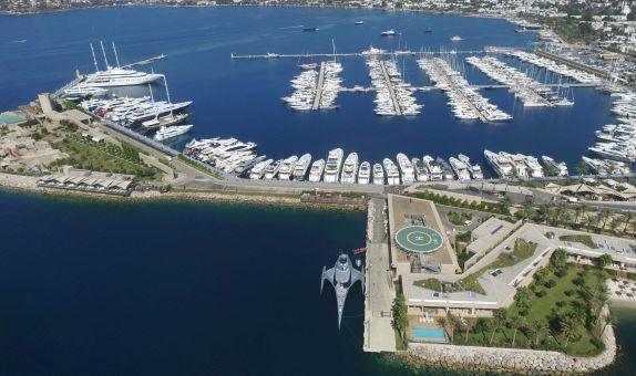 Yalıkavak Marina, Monaco Yacht Show 2019'a Katılıyor