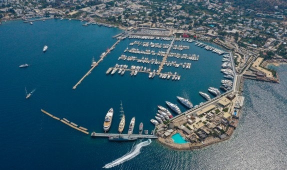 Yalıkavak Marina, Monaco Yacht Show 2021'de