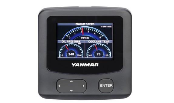 YANMAR Yeni VC20 Gemi Kontrol Sistemini Tanıttı
