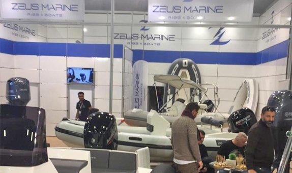 Zeus Marine Deniz Severleri CNR Boat Show'a Bekliyor