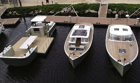 Reliant Yachts ve Su Marine İşbirliği Ürünü X40 Serisi class=