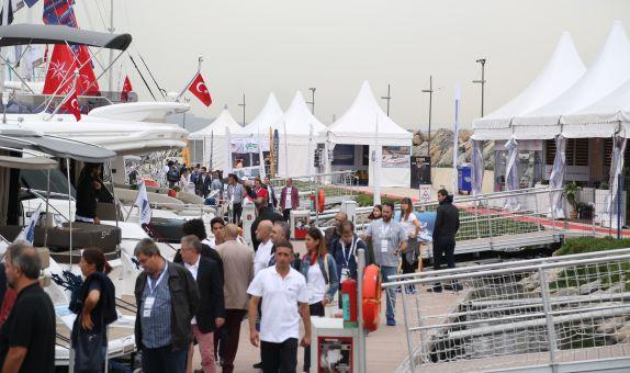GİSBİR Boat Show Tuzla Fuarı Ziyaretçilerini Bekliyor