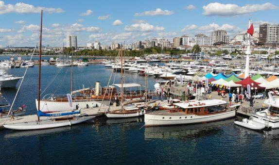 Koç Üniversitesi Denizcilik Forumu Klasik Teknelere Ev Sahipliği Yaptı