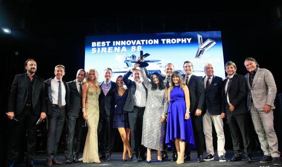 """Sirena 88, """"Yılın En İyi İnovasyonu"""" Ödülünü Aldı"""