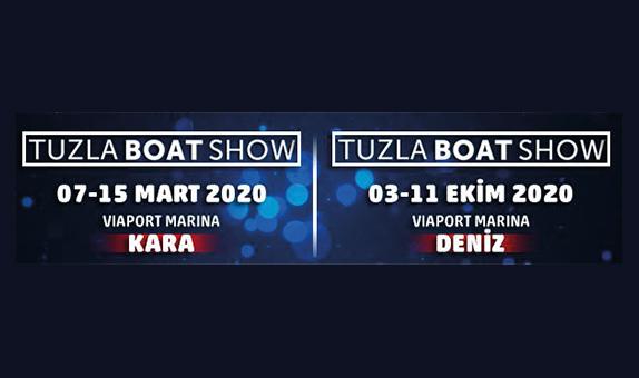 Boat Show Tuzla Kara Fuarı Viaport Marina Tuzla'da Düzenlenecek