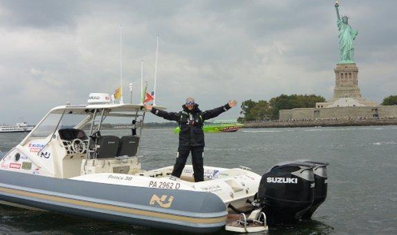 """Sergio Davi, CNR Avrasya Boat Show'a """"Sea Talks"""" Konuşmacı Olarak Katıldı"""