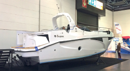 Lupa Yachts CR 29 Cruiser